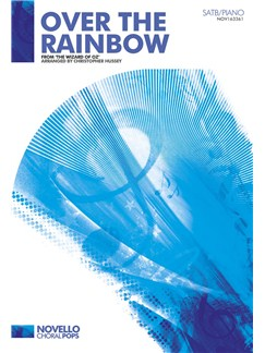 Arlen: Over The Rainbow SATB published by Novello