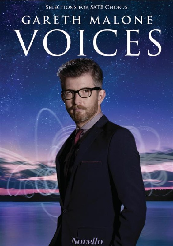 Gareth Malone: Voices published by Novello