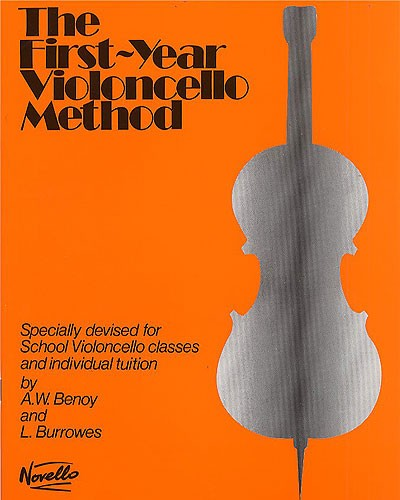 First Year Cello Method published by Novello