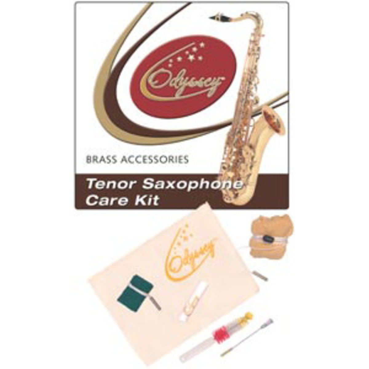 Odyssey Tenor Saxophone Care Kit