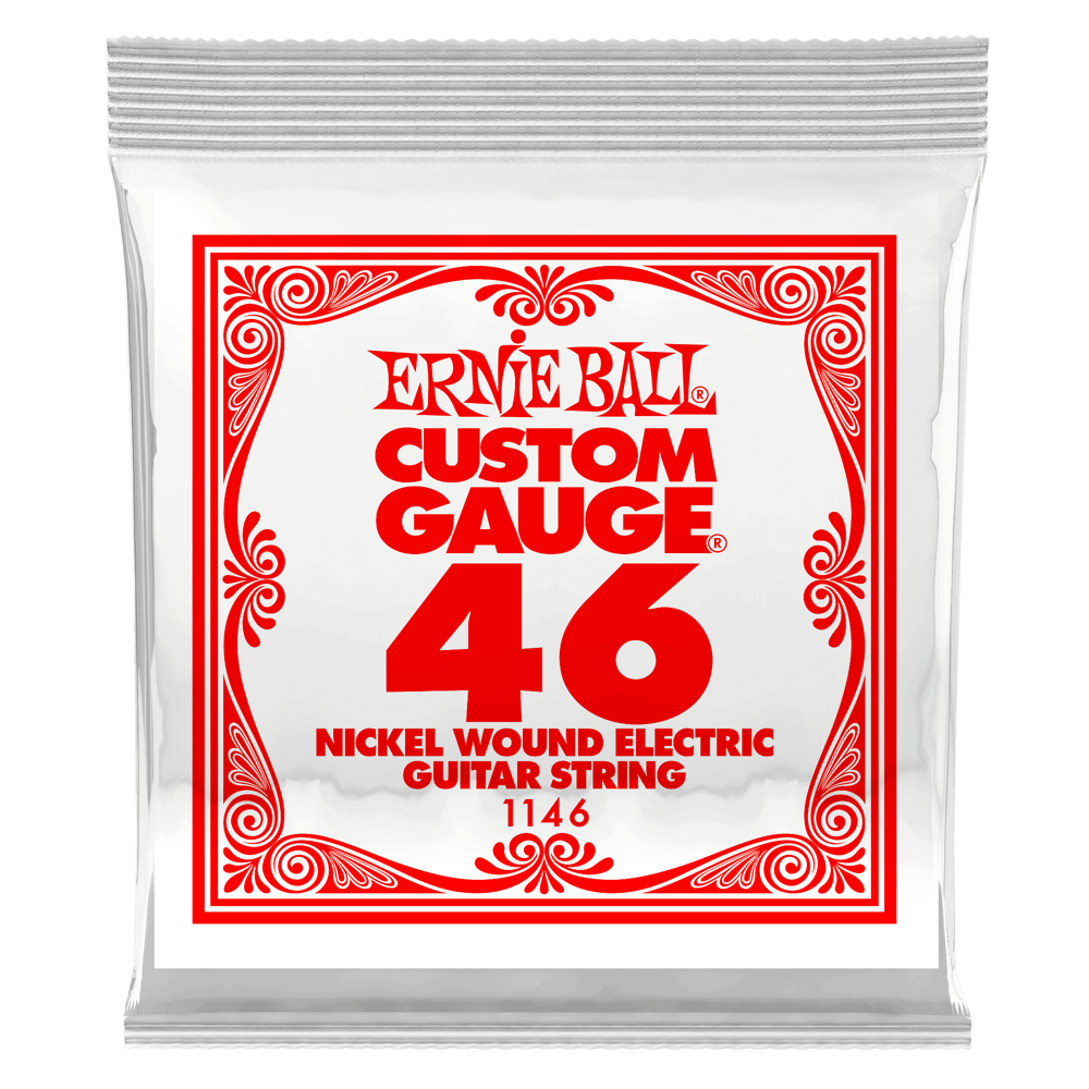 Ernie Ball .046 Nickel Wound Electric Guitar String