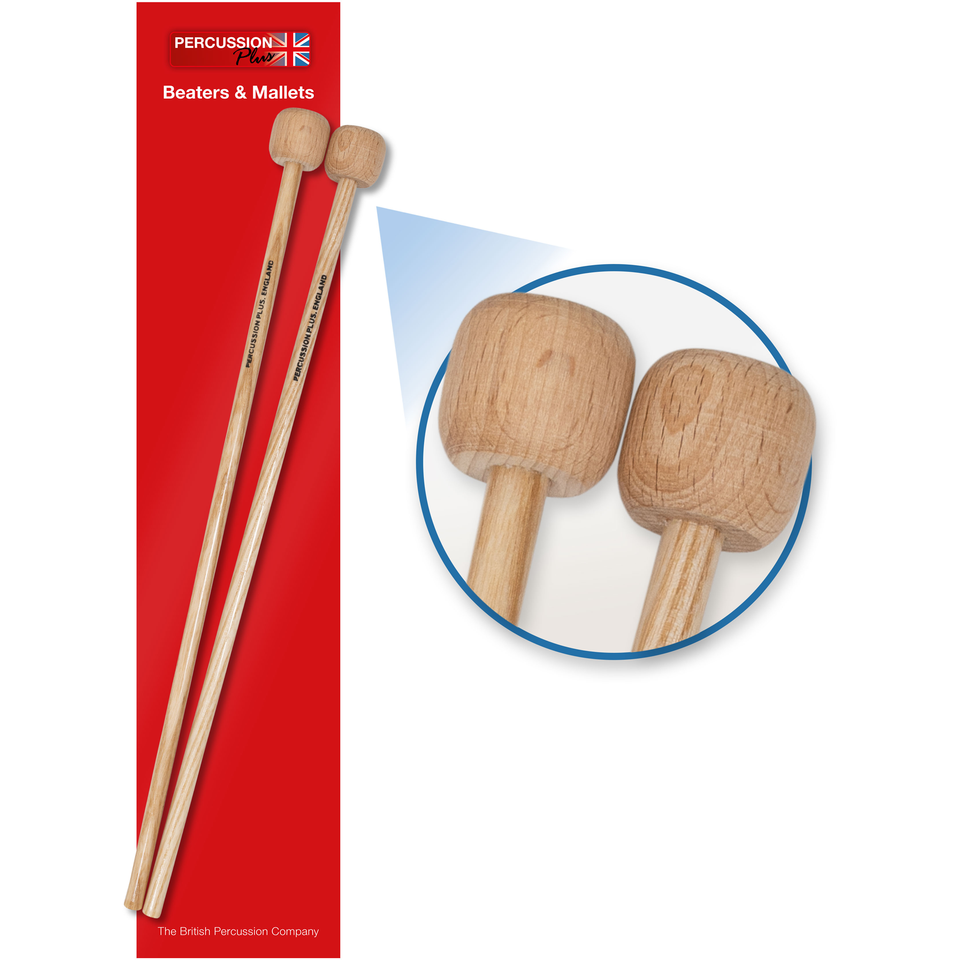Percussion Plus PP081 Professional mallets for xylophones