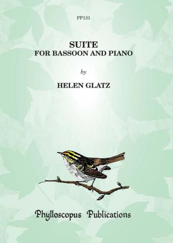 Glatz: Suite for Bassoon published by Phylloscopus