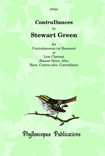 Green: Contradances for Bassoon Solo published by Phylloscopus