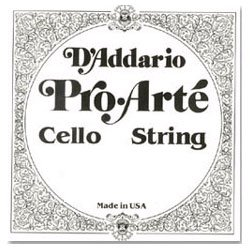 Pro-Arte Cello G String (Medium) - Size 4/4