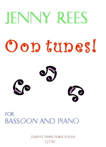 Rees: Oon Tunes! for Bassoon published by Queen's Temple