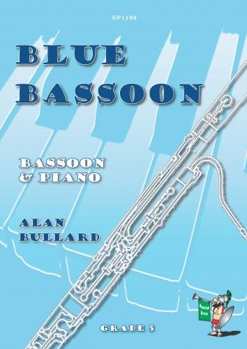 Blue Bassoon by Alan Bullard published by Spartan Press