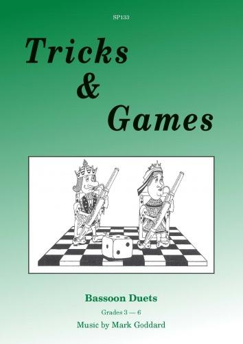 Goddard: Tricks and Games for Bassoon Duet published by Spartan