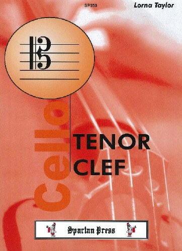 Tenor Clef (Cello & Piano) published by Spartan