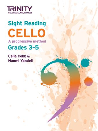 Trinity Sight Reading Cello: Grade 3 - 5