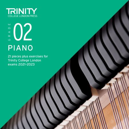 Trinity College London: Piano Exam Pieces & Exercises 2021-2023 - Grade 2 (CD Only)