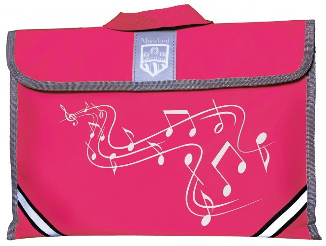 Montford Music Carrier - Pink
