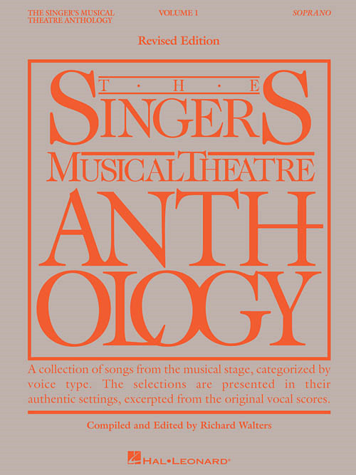 Singers Musical Theatre Anthology 1 Soprano published by Hal Leonard
