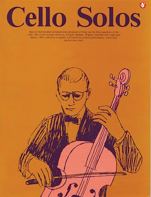 Cello Solos published by Amsco Publications