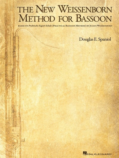 The New Weissenborn Method for Bassoon published by Hal Leonard