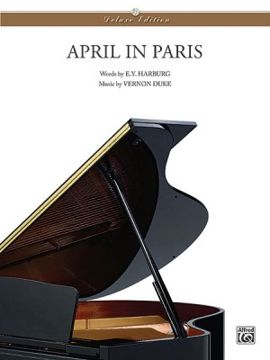 April in Paris PVG published by Alfred