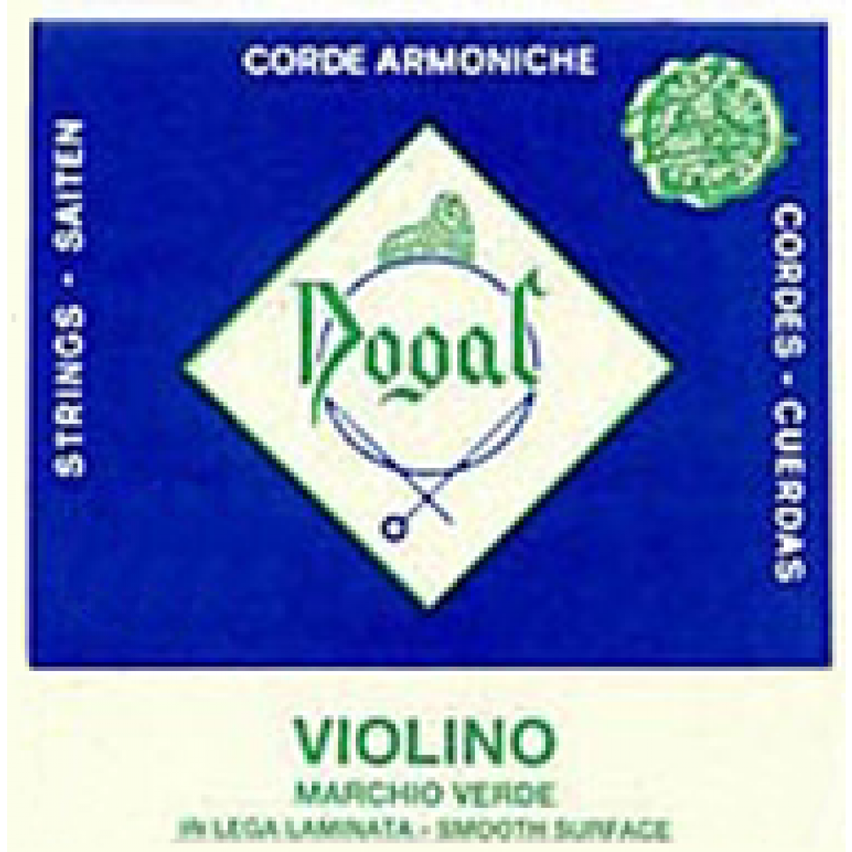 Dogal Green Viola G String - 15'' - 15.5''