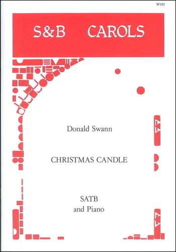 Swann: Christmas Candle SATB published by Stainer and Bell