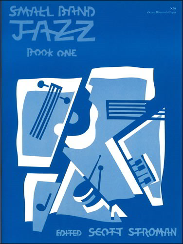 Small Band Jazz Book 1 published by Stainer & Bell - Score