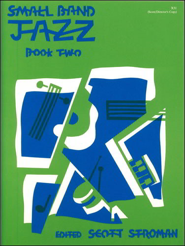 Small Band Jazz Book 2 published by Stainer & Bell - Score