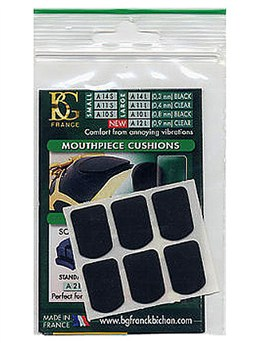 BG: A10S Small Mouthpiece Cushion (Pack of 6)