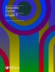 LCM Acoustic Guitar Handbook from 2019 Grade 1