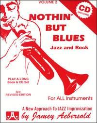 Aebersold 02 Nothin' But Blues Book & CD for All Instruments