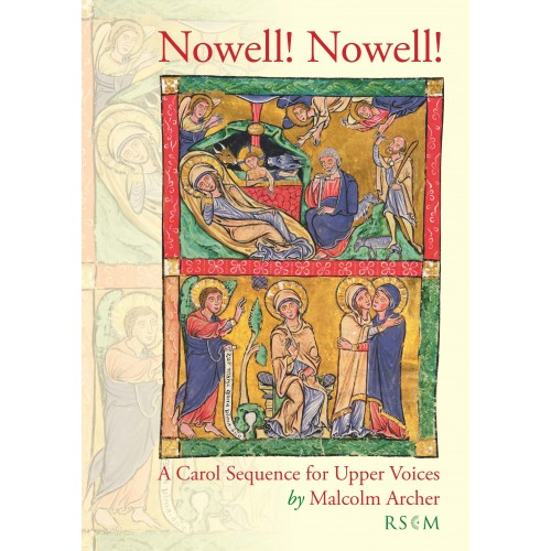 Archer: Nowell!, Nowell! published by RSCM