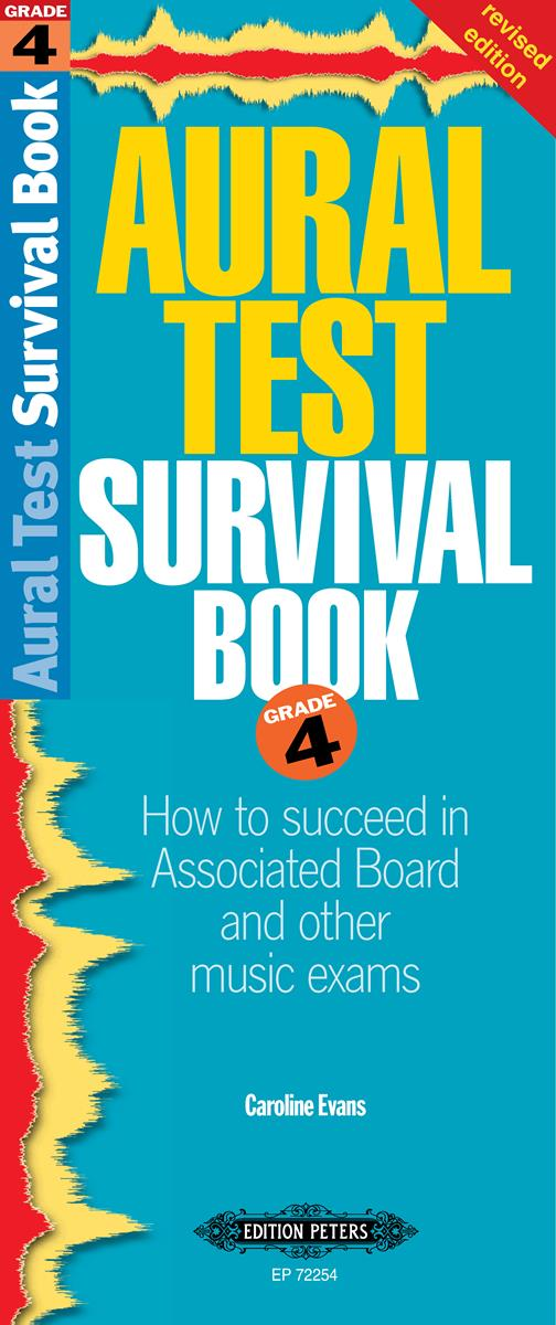 Aural Test Survival Book Grade 4 by Evans published by Peters Edition