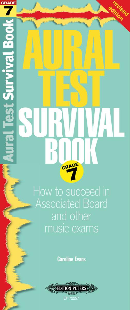 Aural Test Survival Book Grade 7 by Evans published by Peters Edition