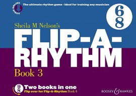 Nelson: Flip a Rhythm Book 3 & 4 published by Boosey and Hawkes