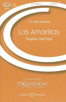 Hatfield: Amarillas SSA published by Boosey and Hawkes