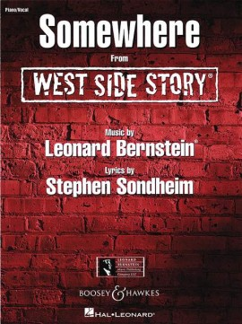 Bernstein: Somewhere published by Boosey and Hawkes