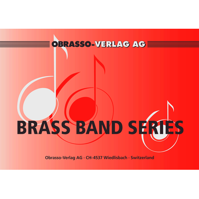 Khachaturian: Sabre Dance for Brass Band published by Obrasso (Score & Parts)