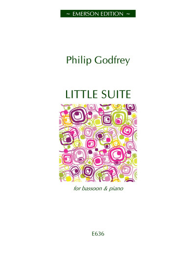 Little Suite by Godfrey for Bassoon published by Emerson