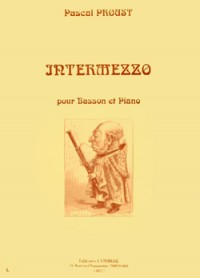 Intermezzo for Bassoon by Proust published by Combre