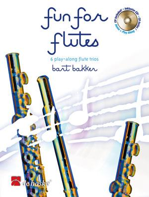 Bakker: Fun for Flutes for Flute Trio published by De Haske