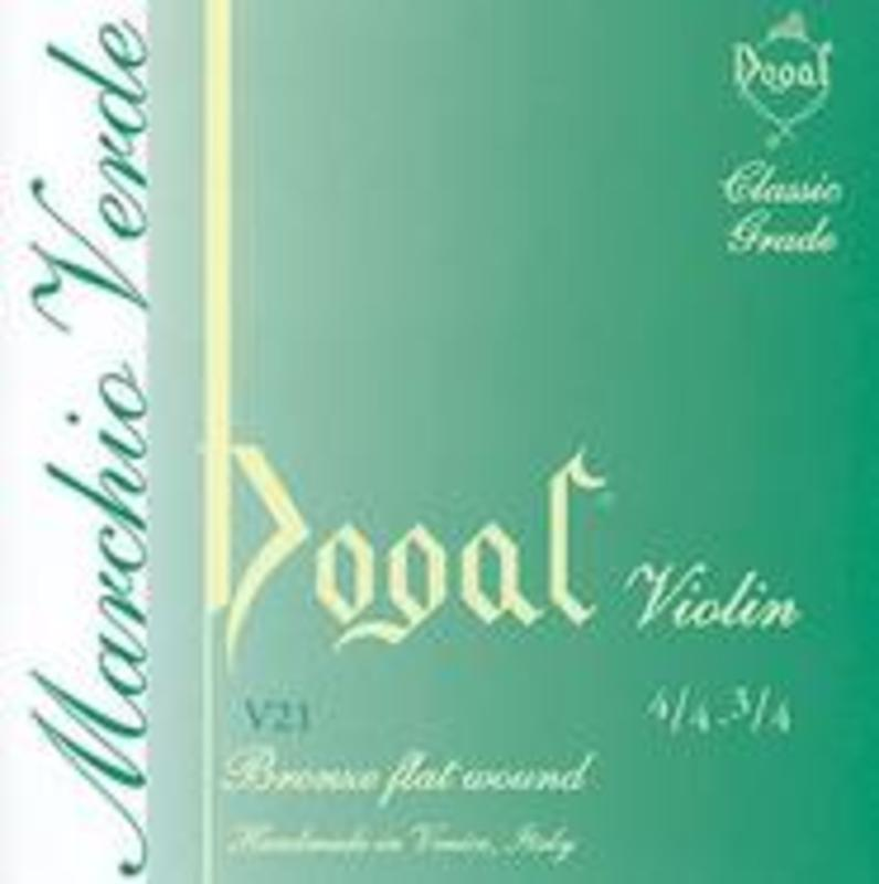 Dogal Green Label Violin E String - 4/4 & 3/4 Size
