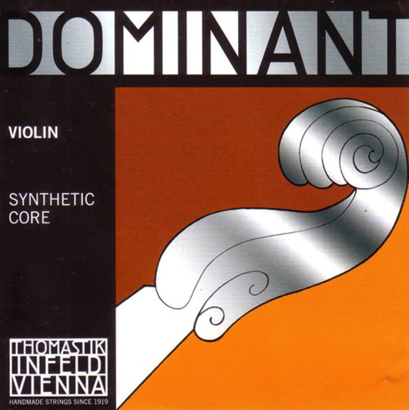 Dominant Violin D String - 3/4 Size
