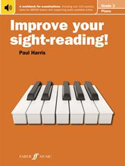 Improve Your Sight Reading: Piano Grade 3