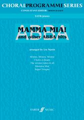 ABBA: Mamma Mia! & Others SATB published by Faber