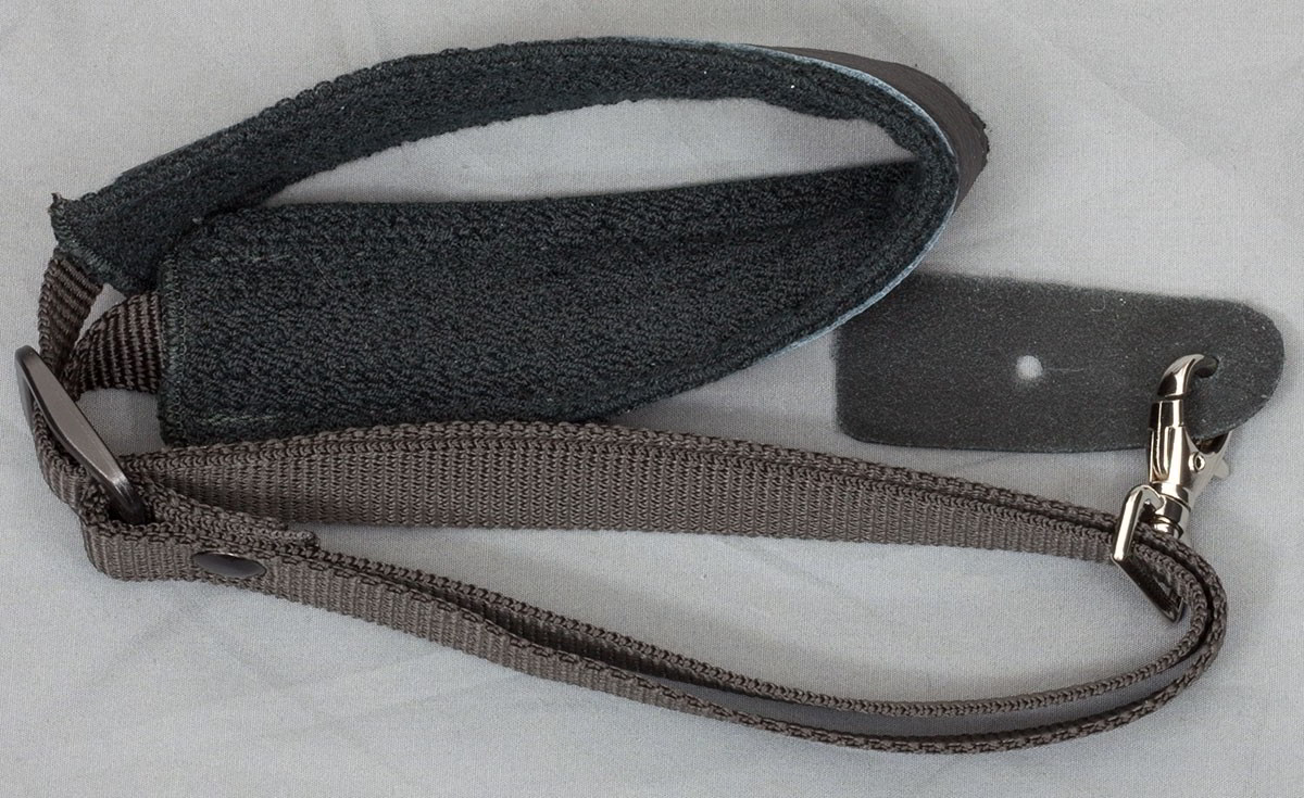 Helin Soft Cotton Neck Pad Strap with Metal Hook