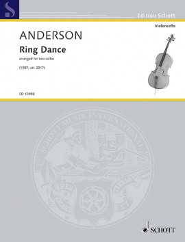 Anderson: Ring Dance for Two Cellos published by Schott