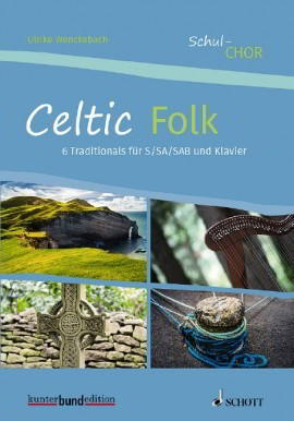 Celtic Folk for Youth Choirs published by Schott
