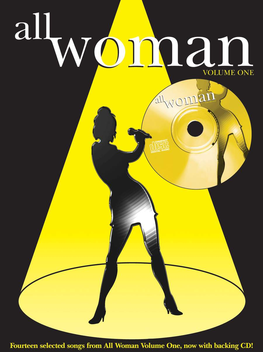 All Woman Volume 1 Book & CD published by Faber