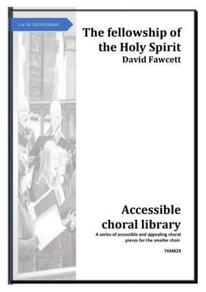 Fawcett: The Fellowship of the Holy Spirit published by Tim Knight Music