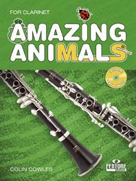 Cowles: Amazing Animals for Clarinet published by Fentone
