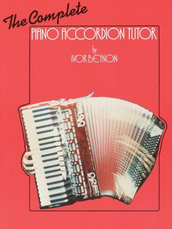The Complete Piano Accordion Tutor published by Faber