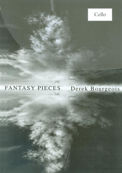 Bourgeois: Fantasy Pieces for Cello published by Brasswind