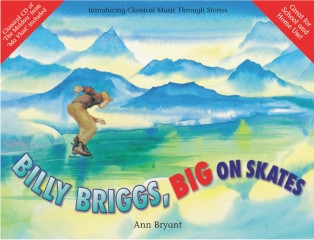 Billy Briggs, Big On Skates Book & CD published by IMP